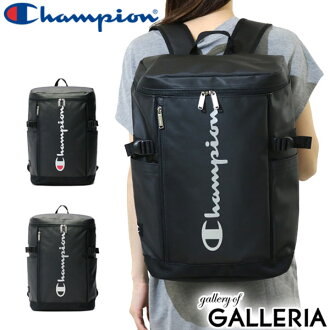 Champion rucksack Champion rucksack barrel day pack attending school bag square model schoolbag school B4 men gap Dis junior high student high school student 55511