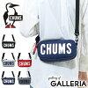 CHUMS shoulder chums shoulder bag boat logo shoulder sweat Boat Logo Shoulder Sweat diagonal compact mini shoulder men's ladies CH60 - 2523