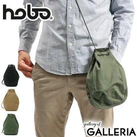 選べるノベルティプレゼント | ホーボー 巾着バッグ hobo ショルダーバッグ Cotton Twill Drawstring Bag 巾着 ミニショルダー 斜めがけ メンズ レディース HB-BG3018