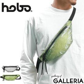 選べるノベルティプレゼント | ホーボー ウエストバッグ hobo ボディバッグ Cuben Fiber Waist Bag 軽量 斜めがけ 小さめ メンズ レディース HB-BG3030