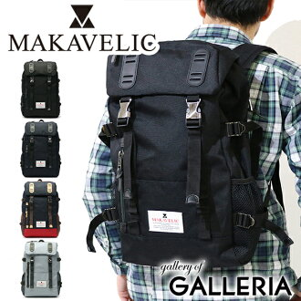 MAKAVELIC daypack backpack TRUCKS DOUBLE BELT DAYPACK MEDIUM mens Womens 3104-10103