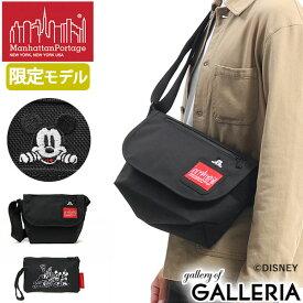 【楽天カードで最大34倍 | 12/15限定】【日本正規品】 マンハッタンポーテージ メッセンジャーバッグ Manhattan Portage ミッキー マンハッタン Mickey Mouse Collection Casual Messenger Bag JR 斜めがけ メンズ レディース MP1605JRMIC19