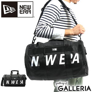 無料ラッピング 【正規取扱店】 ニューエラ ボストン NEW ERA 2WAY ボストンバッグ ショルダー ファスナー付き 旅行 大容量 40L メンズ レディース DRUM DUFFLE BAG