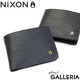 【楽天カードで28倍   2/20限定】【日本正規品】 ニクソン 財布 NIXON 二つ折り 二つ折り財布 LUIS WALLET ルイスウォレット 本革 レザー 日本限定 メンズ レディース NC2990