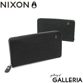 【楽天カードで17倍】【日本正規品】 ニクソン 財布 NIXON ラウンドファスナー 長財布 小銭入れあり OSO LONG WALLET オソロングウォレット メンズ レディース レザー NC2989