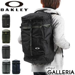無料ラッピング オークリー リュック OAKLEY リュックサック Essential Box Pack L 4.0 バックパック 大容量 B4 A4 32L 2層 通学 通勤 おしゃれ スクエアリュック ボックス型 スポーツ メンズ レディース