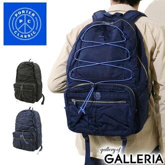 Porter classic Porter Classic Super nylon SUPER NYLON backpack daypack backpack men's PC-015-264 bag Rakuten points 10 times 12 / 3