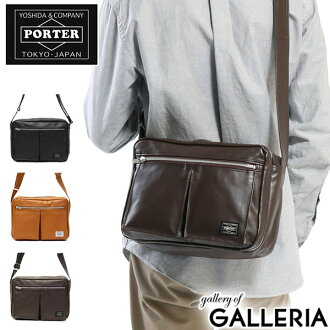 Yoshida bag Porter shoulder PORTER FREE STYLE Freestyle SHOULDER BAG (L) Shoulder bag Diagonal crossing bag A5 Men's Women 707-08211