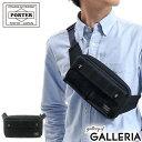 【楽天カードで26倍 | 12/8限定】 吉田カバン ポーター ウエストバッグ PORTER TANGO BLACK タンゴブラック ウエストポーチ ボディバッグ 斜めがけ 小さめ WAIST BAG メンズ レディース 638-06239