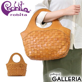 robita bag tote bag mesh leather Lady's AN-050 (M)