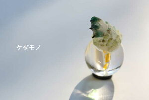 『欠伸』ガラス工芸・グラスアート・オブジェ・サンドブラスト・アンティークガラスの通販・販売