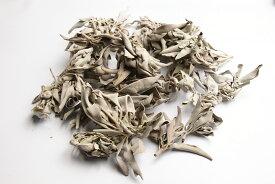 ホワイトセージ 50g 浄化用 無農薬/高品質 カリフォルニア産