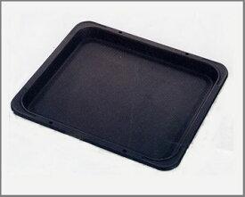 Black スチール フッ素樹脂加工オーブン天板 外寸 約320x280 内寸約290x250