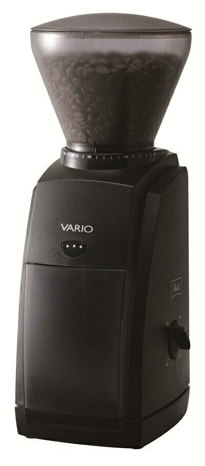 コーヒーミル【メリタ バリオ コーヒーグラインダー VARIO−E】CG−121 【送料無料】ただし北海道350円、沖縄、離島750円の送料がかかります。05P18jun16