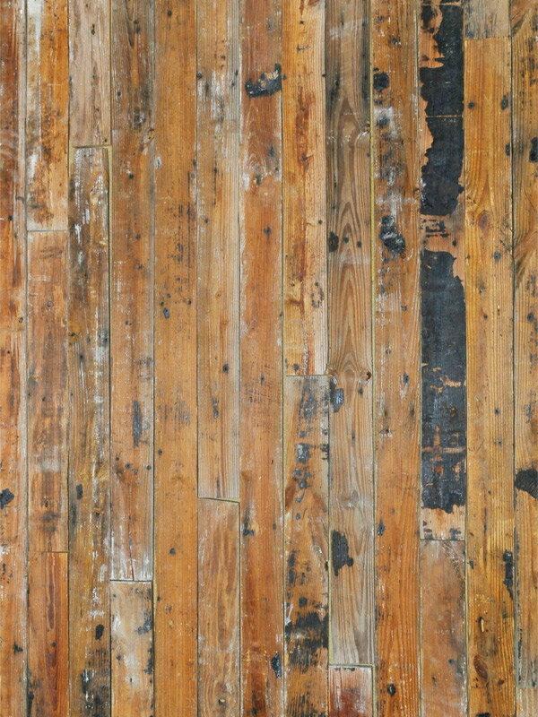 スプリット・ボード 1×6 (ブラウン)(1平米)※送料無料対象外【送料区分5】【古材 板材 壁板 販売 通販 diy パイン材 ブラウン 茶色 薄板 腰板 家具 天板 材料 撮影用背景】