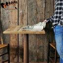 [ポイント10倍!11/30(月)23:59まで]リクレイムド・チーク・テーブルトップ 750×600mm[送料区分2]【テーブル 天板のみ 無垢 古材 木材 木製 チーク 机 デスク diy 無塗+K434装 自作 家具 長方形 通販 販売】