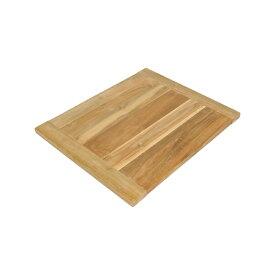 リクレイムド・チーク・テーブルトップ 600×500mm[送料区分2]【テーブル 天板のみ 無垢 古材 木材 木製 チーク 机 デスク diy 無塗装 自作 家具 長方形 通販 販売】