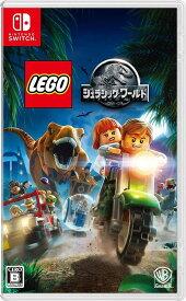 【新品】Switch LEGO ジュラシック・ワールド【メール便】