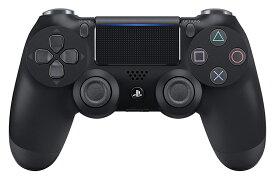【新品】PS4 ワイヤレスコントローラー DUALSHOCK4(ジェット・ブラック) 【宅配便】