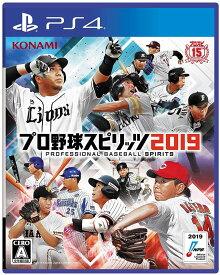 【新品】PS4 プロ野球スピリッツ2019【メール便】