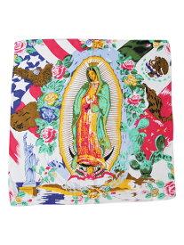 【メール便】マリア メキシコ バンダナ ハンカチ スカーフ コットン MARIA MEXICO EAGLE BANDANA