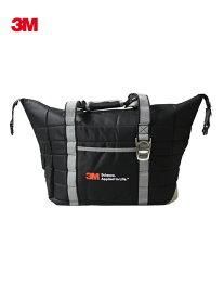 【インポート】 3M Company COLOR TOTE BAG black スリーエム 保冷 トート バッグ ブラック
