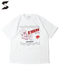 """【正規取扱店】SUBWARE """"Official Limited"""" サブウェア オフィシャルリミテッド PIZZA BOX TEE white ピザ ボックス Tシャツ ホワイト"""