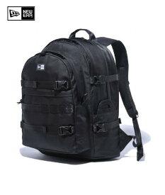 NEW ERA (ニューエラ) / CARRIER PACK 1680D(キャリアパック リュック)black(ブラック/黒)11404494