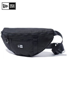 NEW ERA ニューエラ Waist Bag 1680D 3 black ウエストバッグ 黒 ブラック