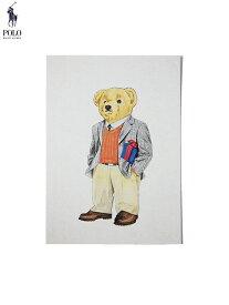 【メール便対応】【インポート】POLO Ralph Lauren POLO BEAR MASSAGE CARDS typeA ポロ ラルフローレン ポロベアー メッセージカード グリーティングカード