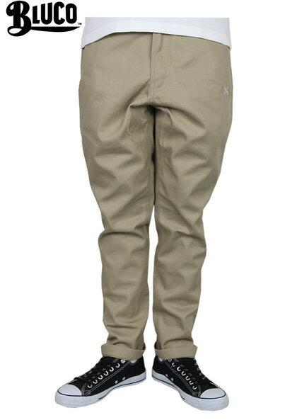 【あす楽対応】BLUCO work garment(ブルコ ワークガーメント) / OL-062 KNICKER BOCKERS PANTS beige(ニッカポッカ ワークパンツ ベージュ)