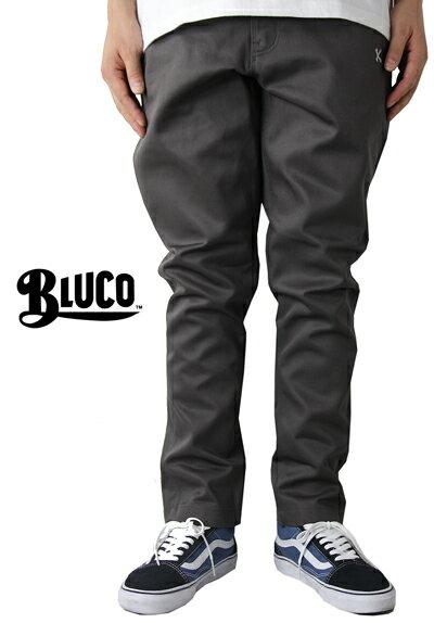【あす楽対応】BLUCO work garment(ブルコ ワークガーメント) / OL-062 KNICKER BOCKERS PANTS gray(ニッカポッカ ワークパンツ グレー チャコール)