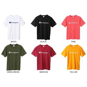 【正規取扱店】ChampionチャンピオンベーシックロゴTシャツ半袖LOGOS/STee