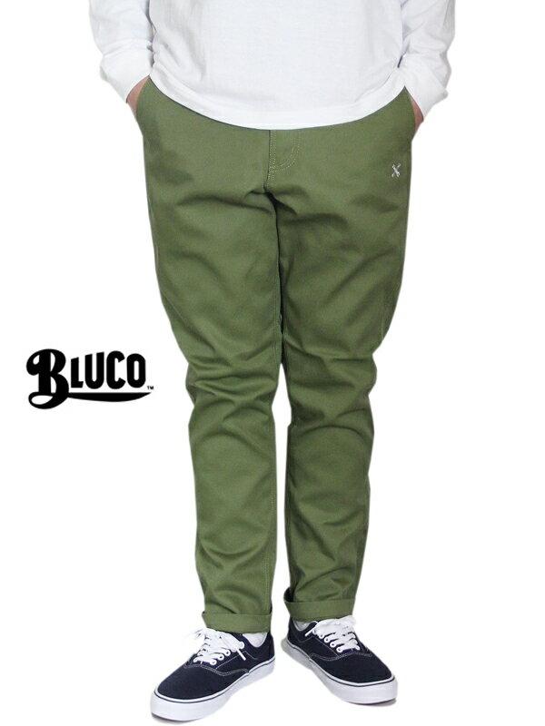 【あす楽対応】BLUCO work garment ブルコ ワークガーメント OL-062 KNICKER BOCKERS PANTS olive ニッカポッカ ワーク パンツ オリーブ