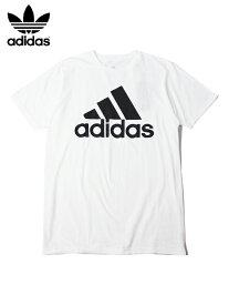 【インポート正規品】adidas アディダス パフォーマンス ロゴ 半袖 Tシャツ ホワイト PERFORMANCE LOGO TEE white