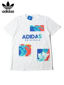 【インポート正規品】adidas アディダス ロゴ 半袖 Tシャツ ホワイト STEALTH MODE TEE white