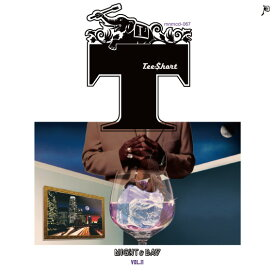 【MIXCD】DJ TEE-SHORT / NIGHT&BAY vol.11