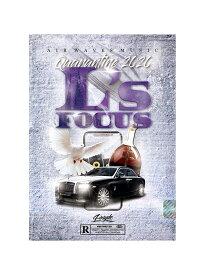 【MIX DVD】 L's Focus Quarantine 2020 / DJ L-ssyde