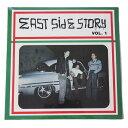 【買い付け品】【コンピレーション】EAST SIDE STORYvol1 COMPILATION LP RECORD VINYL イースト サイド ストーリー …