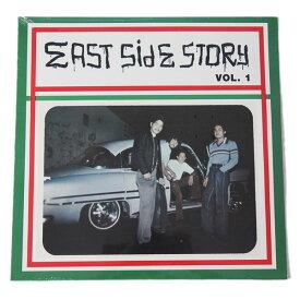 【買い付け品】【コンピレーション】EAST SIDE STORYvol1 COMPILATION LP RECORD VINYL イースト サイド ストーリー コンピレーション レコード バイナル ローライダー 1作目
