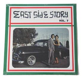 【買い付け品】【コンピレーション】EAST SIDE STORYvol7 COMPILATION LP RECORD VINYL イースト サイド ストーリー コンピレーション レコード バイナル ローライダー 7作目