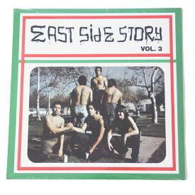 【買い付け品】【コンピレーション】EAST SIDE STORYvol3 COMPILATIONv LP RECORD VINYL イースト サイド ストーリー コンピレーション レコード バイナル ローライダー 3作目