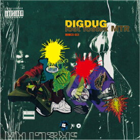 【MIXCD】DIG DUG / Lost Fostex MTR