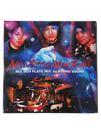 【MIXCD】RISING SOUND NEW STYLE NEW FLOW ALL DUB PLATE MIX