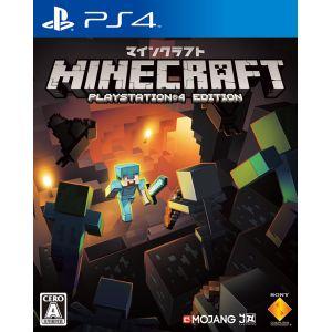 ★ネコポス送料無料・即日出荷★ Minecraft: PlayStation4 Edition 日本版 [PS4ソフト] 090362【ネコポス可】