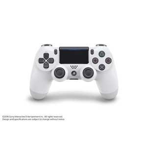 【即日出荷】PlayStation4 ワイヤレスコントローラー DUALSHOCK4 グレイシャー・ホワイト デュアルショックPS4 900136【ネコポス不可:宅配便のみ対応】