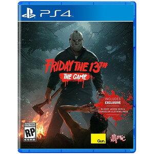 【ネコポス送料無料・即日出荷】PS4 Friday the 13th The Game 13日の金曜日 (輸入版:北米版) 090850【ネコポス可】