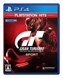 【送料無料・即日出荷】PS4 グランツーリスモSPORT PlayStation Hits 090634