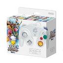 ★即日出荷★ニンテンドーゲームキューブコントローラ スマブラホワイト[Wii・WiiU周辺機器] 400135【ネコポス不可】