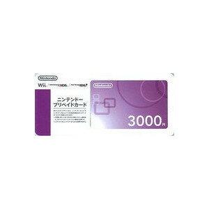 【クレジット支払不可】ニンテンドープリペイドカード3000円 150316